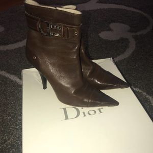 Dior Flight Ankle Boot